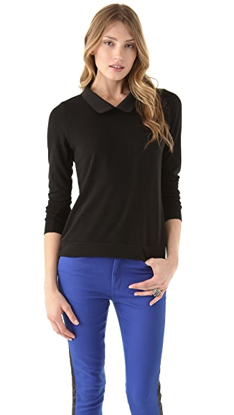 LNA Oxford Sweater