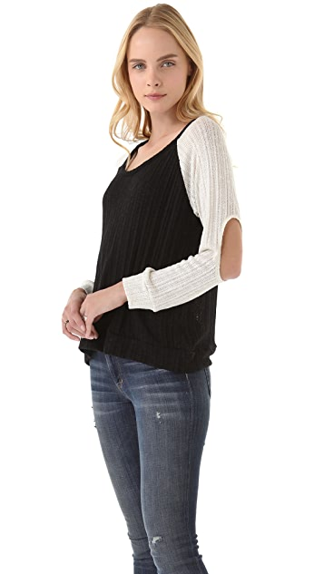 LNA Baseball Sweater
