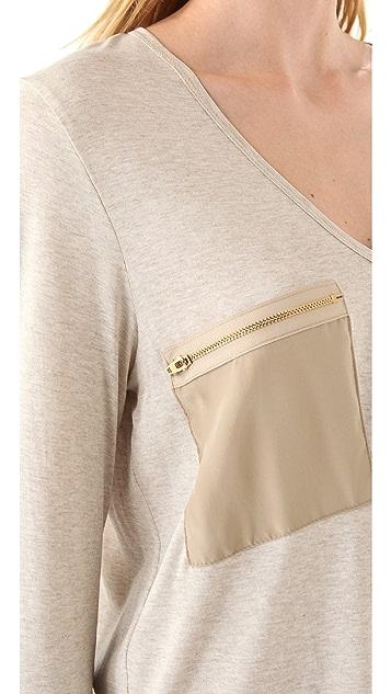 LNA Hampton Zipper Tunic