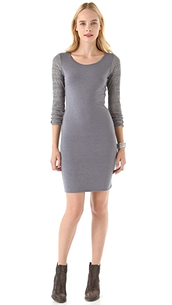 LNA Bleeker Dress