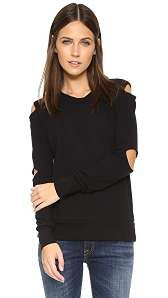 LNA Cutout Sweater at Shopbop