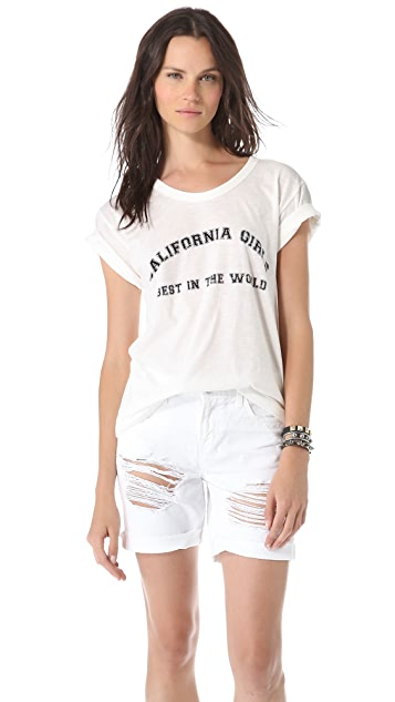 LNA California Girls Tee