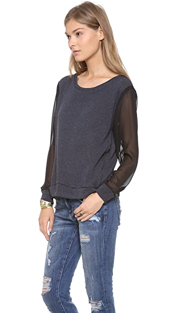 LNA Camille Sweater