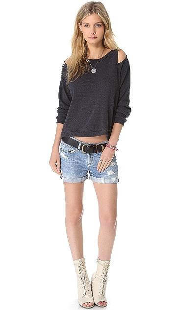 LNA Scarlett Sweater