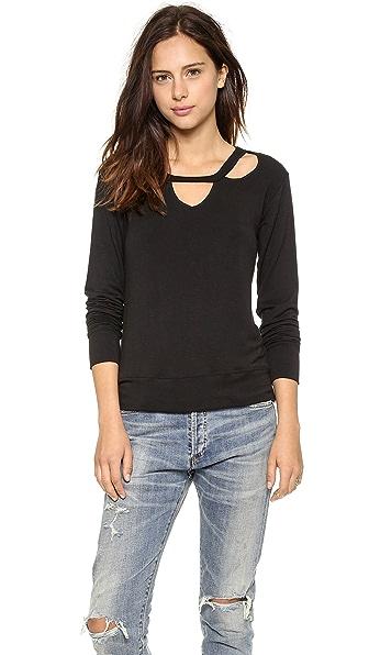 LNA Clover Sweater
