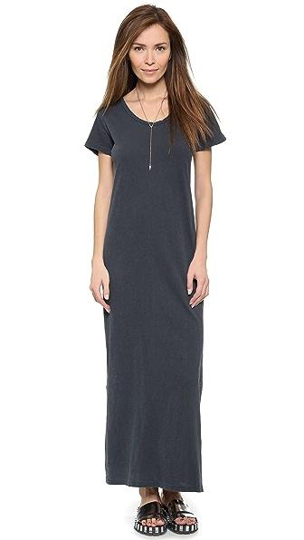 LNA T Shirt Maxi Dress | SHOPBOP