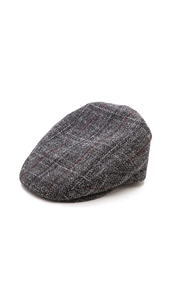 Lock & Co. Hatters Glen Wool Tweed Cap