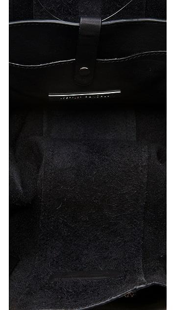 Loeffler Randall The Locker Tote / Clutch Set