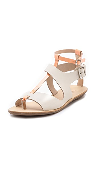 Loeffler Randall Selma Plank Sandals