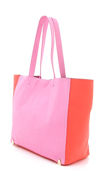Loeffler Randall East West Tote