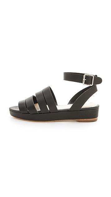 Loeffler Randall Farrah Flatform Sandals