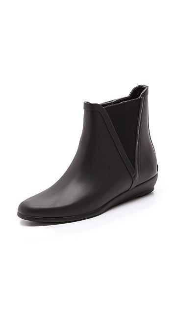 Loeffler Randall Slip on Rain Booties
