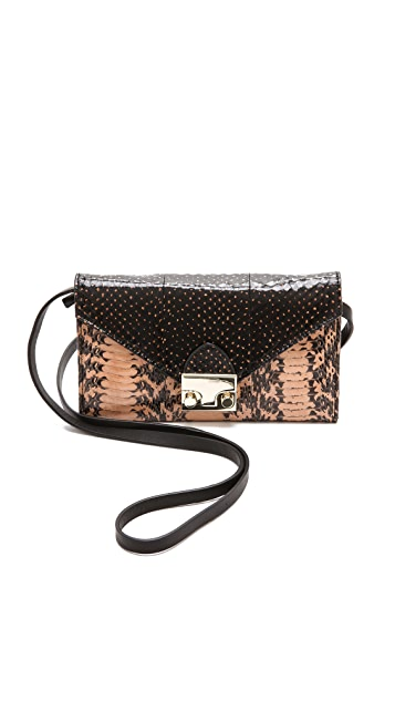 Loeffler Randall The Lock Wallet