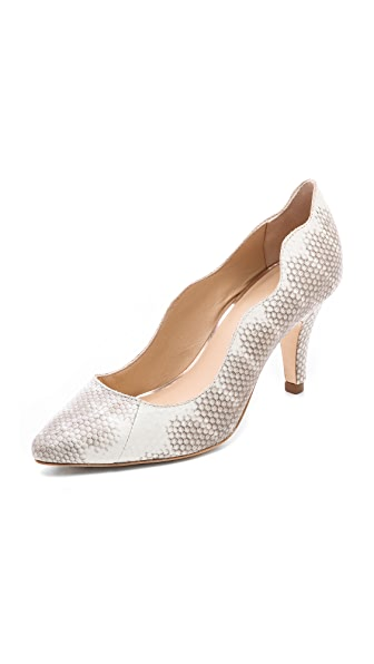 Loeffler Randall Tilda Scalloped Pumps