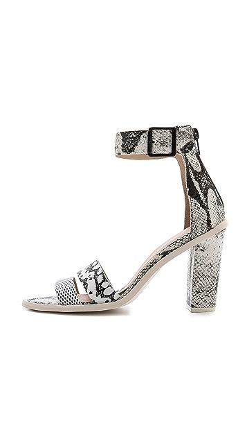 Loeffler Randall Elke Printed Sandals