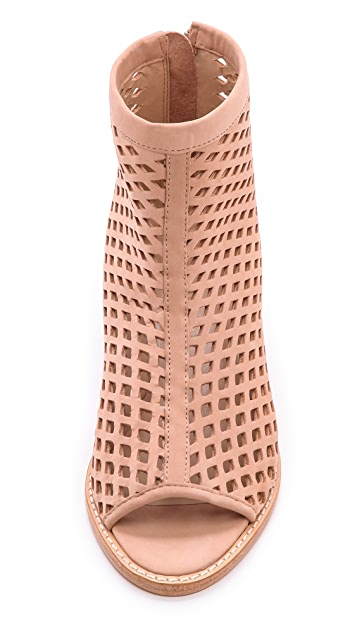 Loeffler Randall Ione Perforated Booties