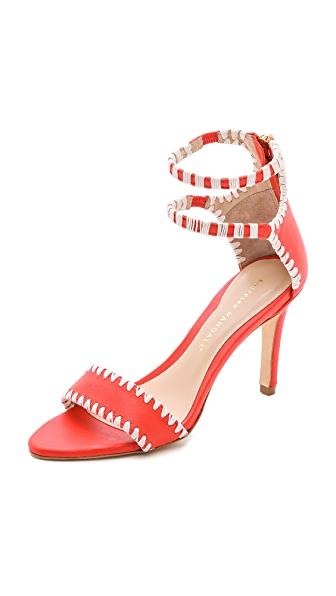 Loeffler Randall Ceci Stitched Sandals