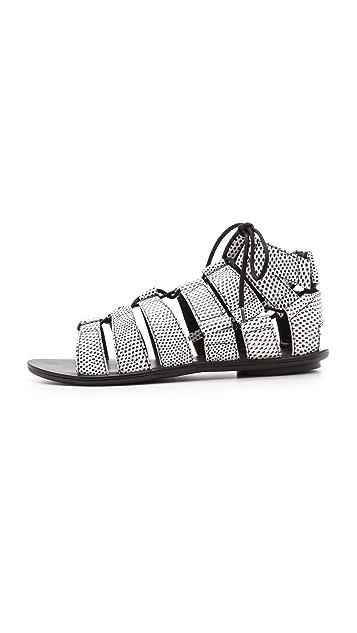 Loeffler Randall Skye Gladiator Sandals