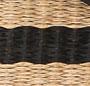 Black Stripe/Black