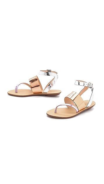 Loeffler Randall Sunny Strappy Sandals