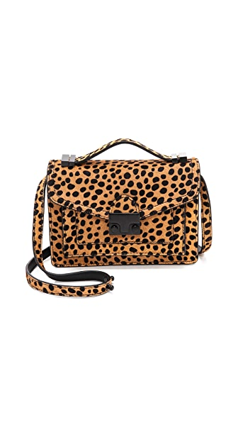Loeffler Randall Haircalf Mini Rider Bag