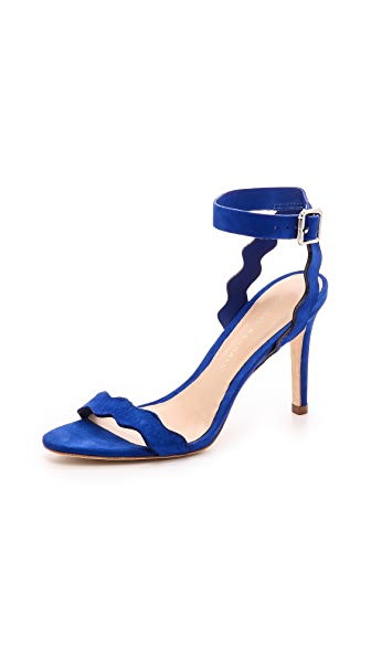 Loeffler Randall Amelia Ankle Strap Sandals