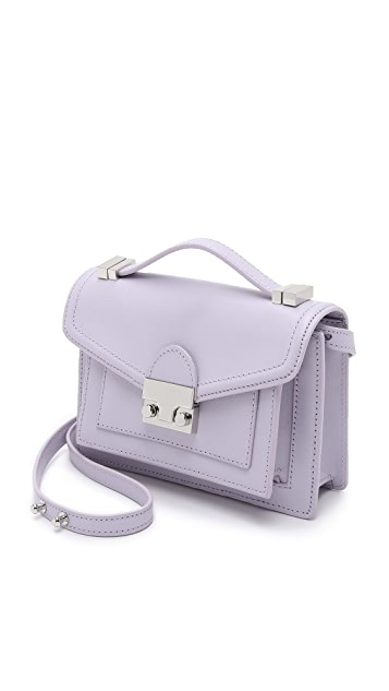 Loeffler Randall Mini Rider Cross Body Bag