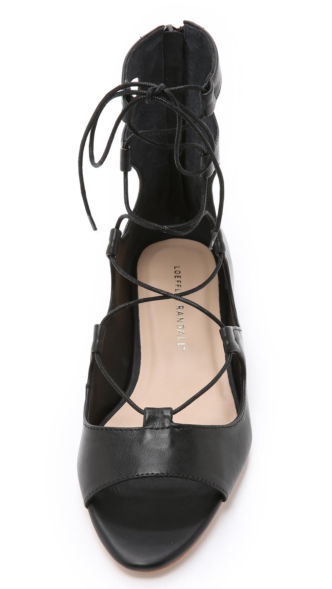934b3a4ecc79 Loeffler Randall Dani Gladiator Sandals