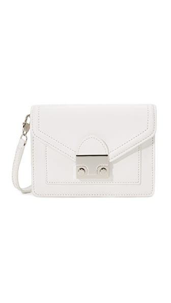 Loeffler Randall Baby Rider Cross Body Bag / Fanny Pack