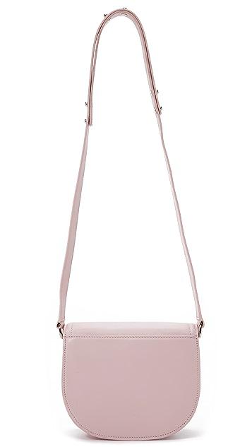 Loeffler Randall Седельная сумка через плечо