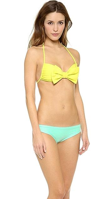 Lolli Winner Winner Bandeau Bikini Top