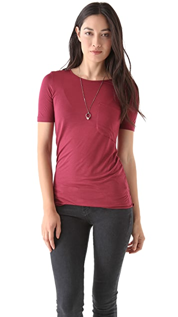 Lot78 Scoop Neck Tee