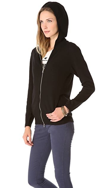 Lot78 Luxe Knit Hoodie