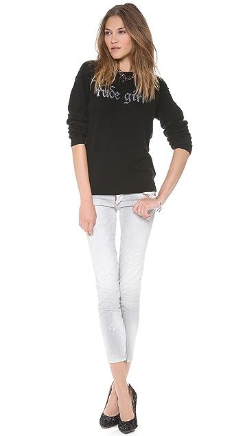 Lot78 Rude Girl Sweater