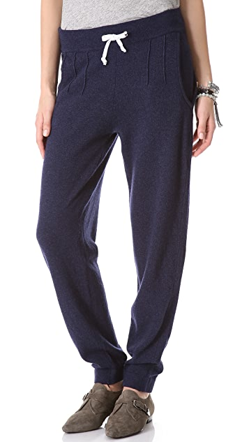 Lot78 Tapered Knit Pants
