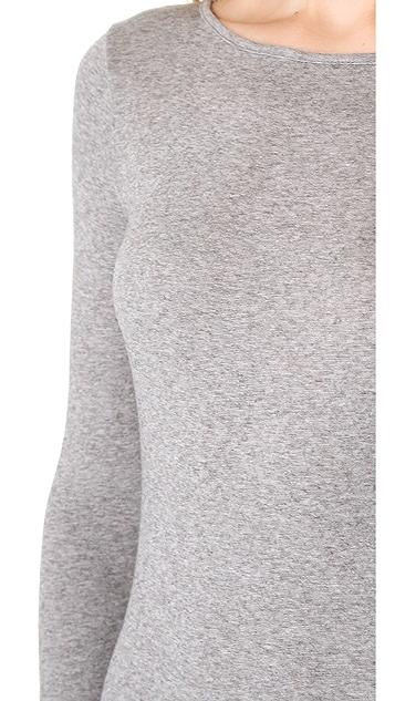 Lot78 Long Sleeve Maxi Dress