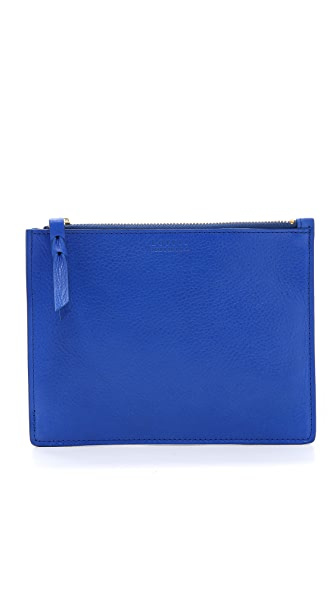 Lotuff Leather Zipper #7 Pouch