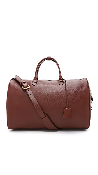 Lotuff Leather #10 Weekender Bag