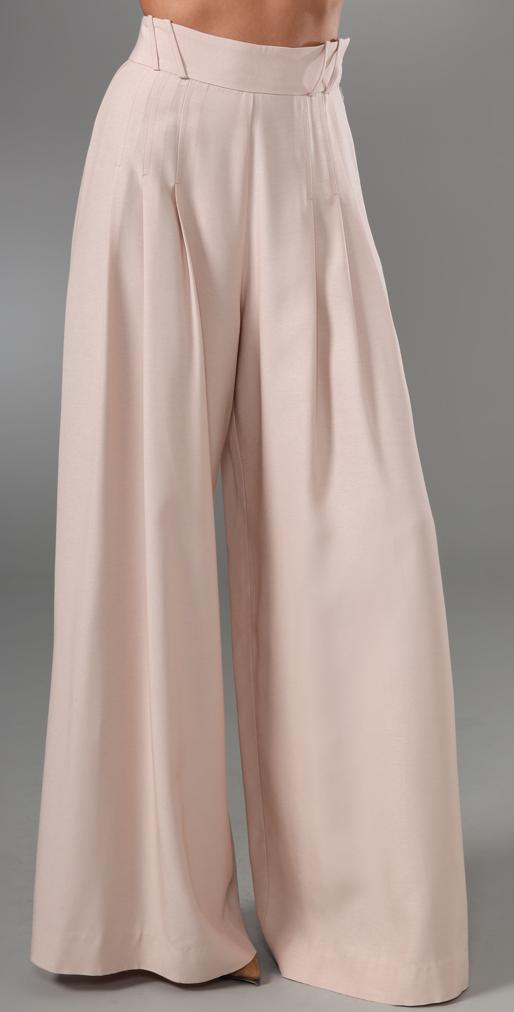 Lover Wide Leg Flare Pants | SHOPBOP