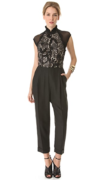 Lover Eternity Lace Jumpsuit