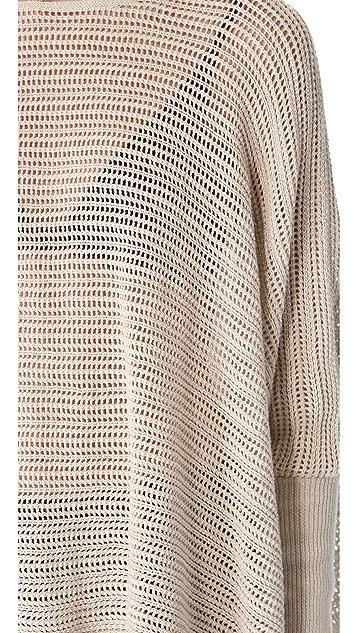 Love Sam Knit Dolman Pullover