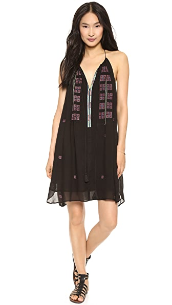 Love Sam Alexandria Embroidered Dress