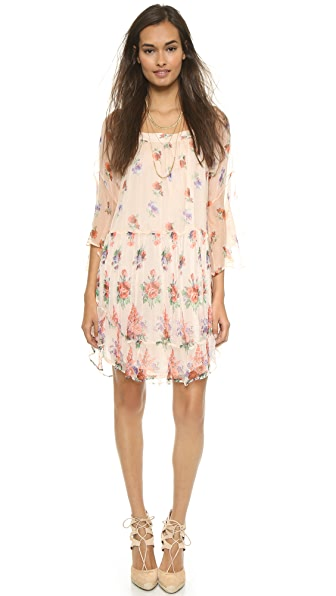 Love Sam Aria Boho Shift Dress