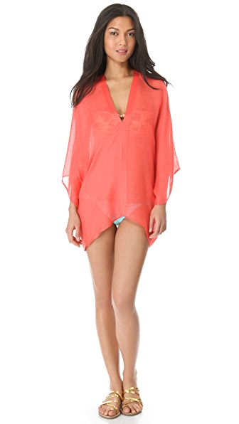 Love Quotes Shiva Cover Up Top