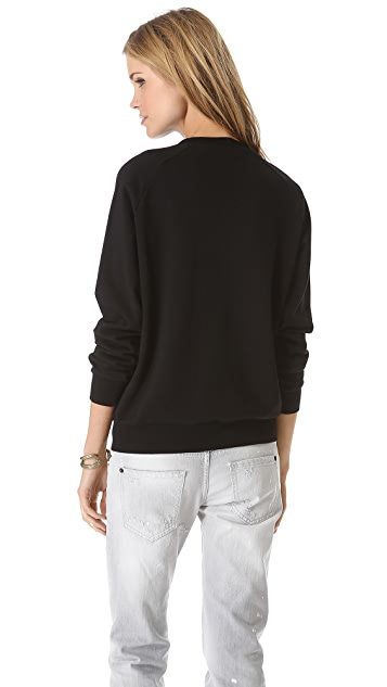 Lovers + Friends Laid Back Pullover