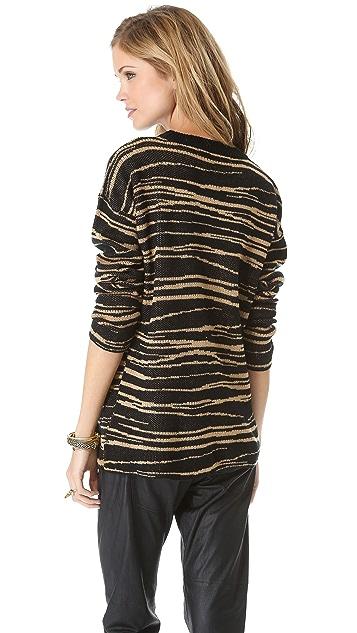 Lovers + Friends Wildcat Sweater