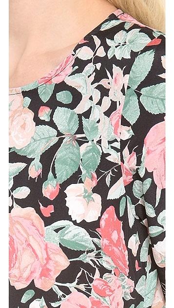 Lovers + Friends I Heart Babydoll Dress