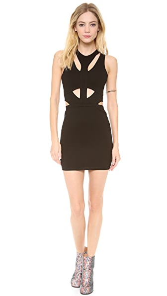 Lovers + Friends Got A Body Mini Dress