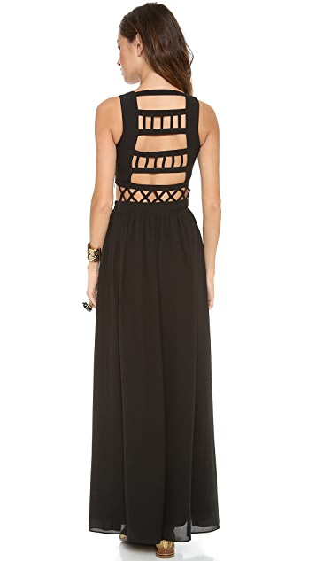 Lovers + Friends Calling You Maxi Dress