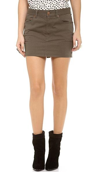 Lovers + Friends Weekend Miniskirt